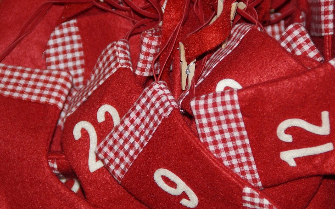 Adventskalender Fussball